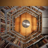 library - photo by benny chan, fotoworks